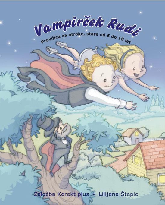 Vampirček Rudi