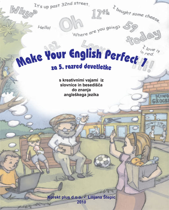 Make Your English Perfect